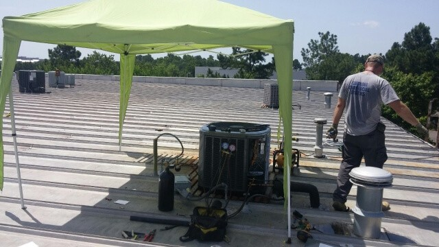 commercial AC replacements